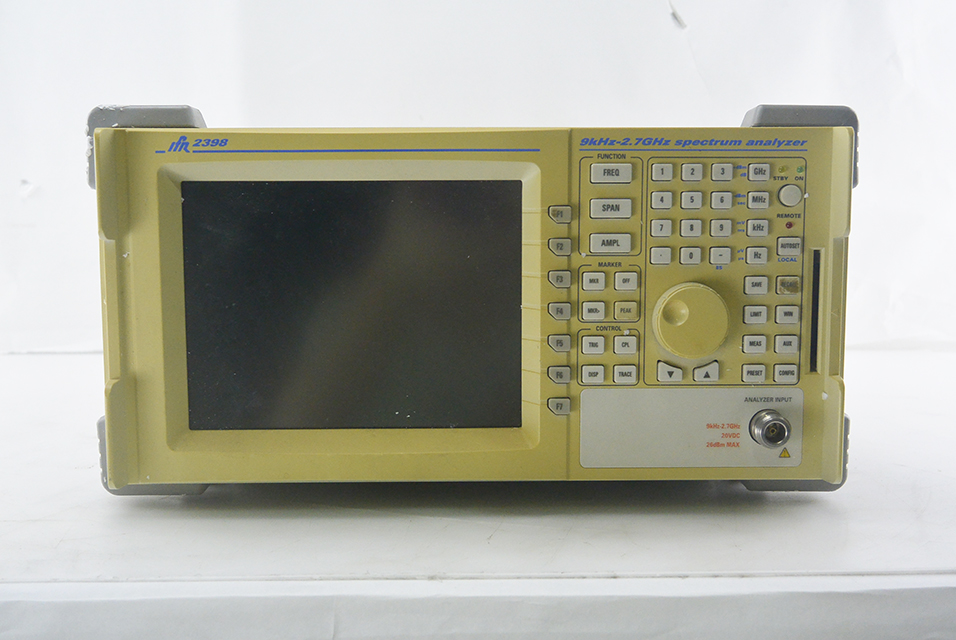 AEROFLEX-IFR 2398 Spectrum Analyzer