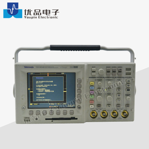 Tektronix TDS3034B Digital Phosphor Oscilloscope