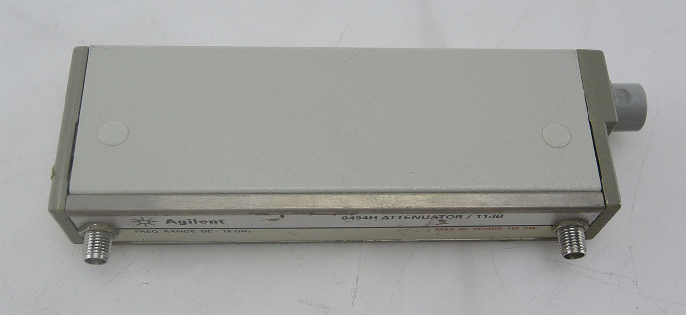Keysight(Agilent) 8494H Programmable Step Attenuator