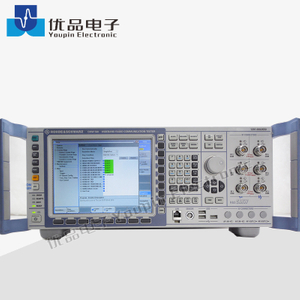 R&S CMW500 Wideband Radio Communication Tester